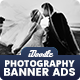 Wedding Photography Banners Ads