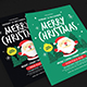 Christmas Flyer Vol.6 - GraphicRiver Item for Sale