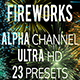 Fireworks Pack - VideoHive Item for Sale