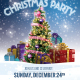 Christmas Party Flyer V03 - GraphicRiver Item for Sale