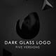 Dark Glass Logo - VideoHive Item for Sale