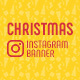 Christmas Sale Instagram Banners - GraphicRiver Item for Sale