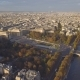 Aerial view of Trocadero square in Paris - VideoHive Item for Sale