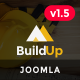 Buildup – Construction Joomla Template