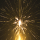 Fly Through Particles Gold - VideoHive Item for Sale