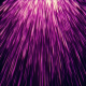 Falling Purple Stars Streaks Particles - VideoHive Item for Sale
