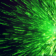 Digital Green Particles - VideoHive Item for Sale