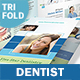 Dentist Office Trifold Brochure 5 - GraphicRiver Item for Sale