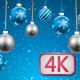 Christmas Baubles Hanging 03 - VideoHive Item for Sale