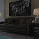 Modern living room - 3DOcean Item for Sale