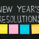 Download New year resolutions from PhotoDune