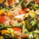 anti-inflammatory pan with chicken and vegetables - PhotoDune Item for Sale