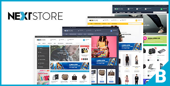 Download Ap NextStore Responsive Bigcommerce Theme Template            nulled nulled version