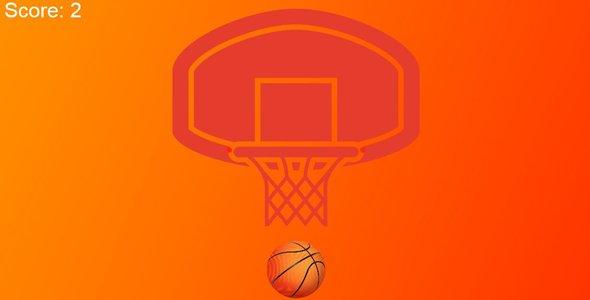 Basketball 2017 HTML5 game - CodeCanyon Item for Sale