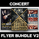 Concert Flyer Bundle V2 - GraphicRiver Item for Sale