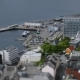 Aksla at the City of Alesund Tilt Shift Lens, Norway - VideoHive Item for Sale