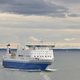 Cruise vessel on the baltic sea. Finland. Travel holiday background - PhotoDune Item for Sale