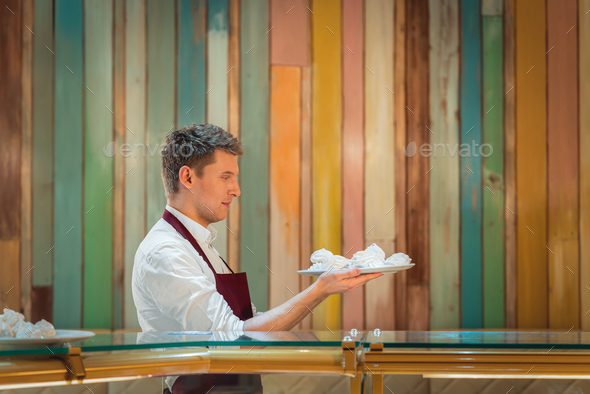 Young baker - Stock Photo - Images