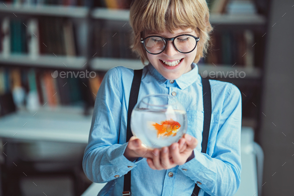 Happy child - Stock Photo - Images