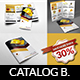 Safety Tools Catalog Brochure Bundle Template