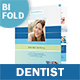 Dentist Office Bifold / Halffold Brochure 5