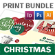 Christmas 2017 Print Bundle