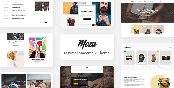 Download Moza - Minimal Magento 2 Theme            nulled nulled version