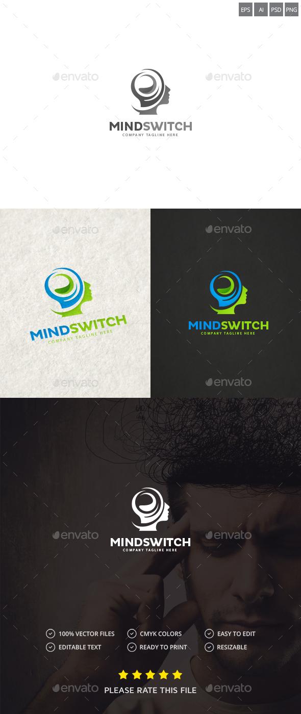 Human Brain Logo - Humans Logo Templates