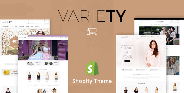 Image of Variety - Sectioned Multipurpose Shopify Theme