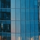 Glass of Skyscrapers at Evening - VideoHive Item for Sale