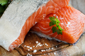 Fresh raw salmon - PhotoDune Item for Sale