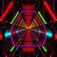 VJ Neon Light Tunnel - VideoHive Item for Sale