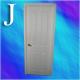 Wooden Door, Close, 1