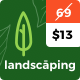 Landscaping - Garden Landscaper WordPress - ThemeForest Item for Sale