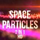 Space Particles Reveal