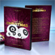 Christmas Bells DVD Cover Template