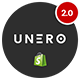 Unero - Clean & Minimal Shopify Sections Theme