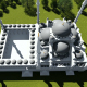 3D Top View of the Mosque - VideoHive Item for Sale