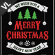 Christmas Greeting Postcard V03 - GraphicRiver Item for Sale