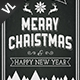 Christmas Greeting Postcard V04 - GraphicRiver Item for Sale