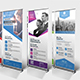 Roll-up Banner Bundle 3 in 1