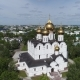 Aerial Survey of Assumption Cathedral in Yaroslavl - VideoHive Item for Sale