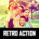 Retro - Photo Style - Photoshop Action