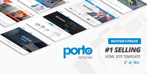 Porto - Responsive HTML5 Template