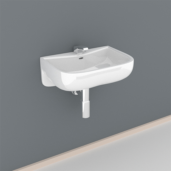 Bathroom Sink - 3DOcean Item for Sale