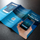 Mobile App Tri-Fold Brochure - GraphicRiver Item for Sale