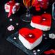 Birthday cake for Valentine's Day - PhotoDune Item for Sale