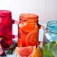 orange lemonade on a jar - PhotoDune Item for Sale