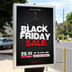 Black Friday Poster and DL Flyer - GraphicRiver Item for Sale