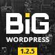 B.I.G - WordPress Theme for Any Business Idea